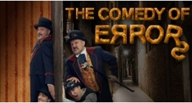The Comedy of Errors Tour Update